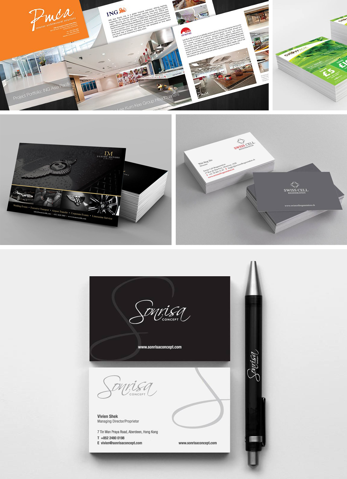 Graphic Design Company in Hong Kong